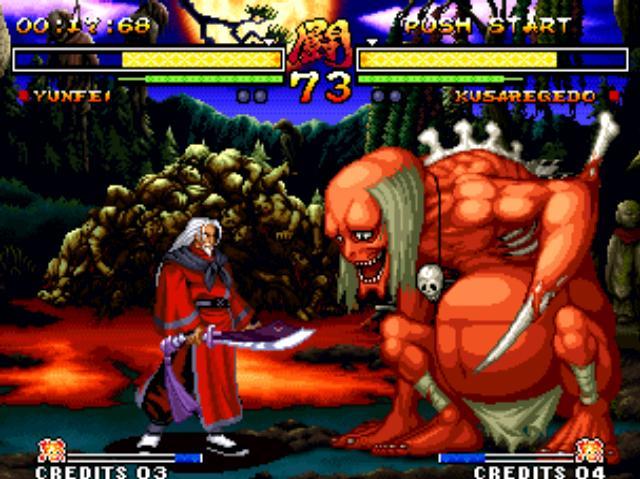 the king of fighters 94 re bout que es el remake del primer kof de