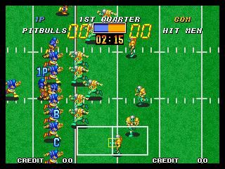 Neo geo football games