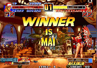 Database de stages KOF Kof96a