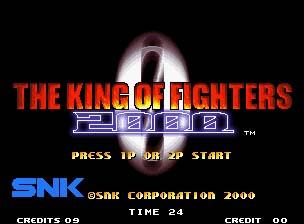 سلسلة king of fighter من بدايتها حتى 2004 للتحميل Kof2000a